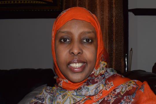 Farhiya Farah, of Globe Glow Consulting and St. Mary's University of Minnesota.