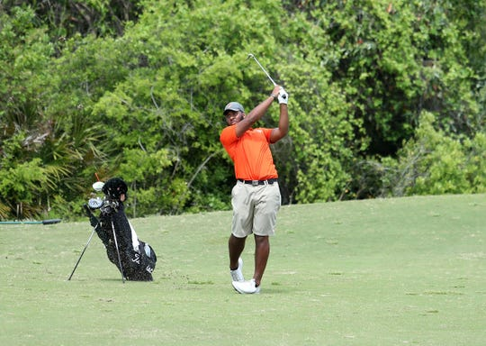 FAMU golfer Cameron Riley hopes to help the Rattlers win the PGA WORKS Collegiate Championship in Port St. Lucie.