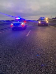 A pedestrian was killed on rural State Road 60 near 146th Avenue May 6, 2019.