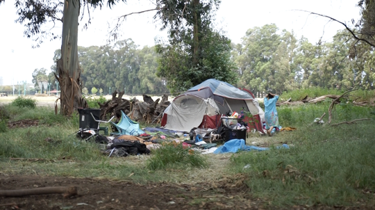 Homelessness in Oxnard is the focus of a documentary made by CSU Channel Islands student Christian Ramirez. The film will be shown at a town hall Thursday.