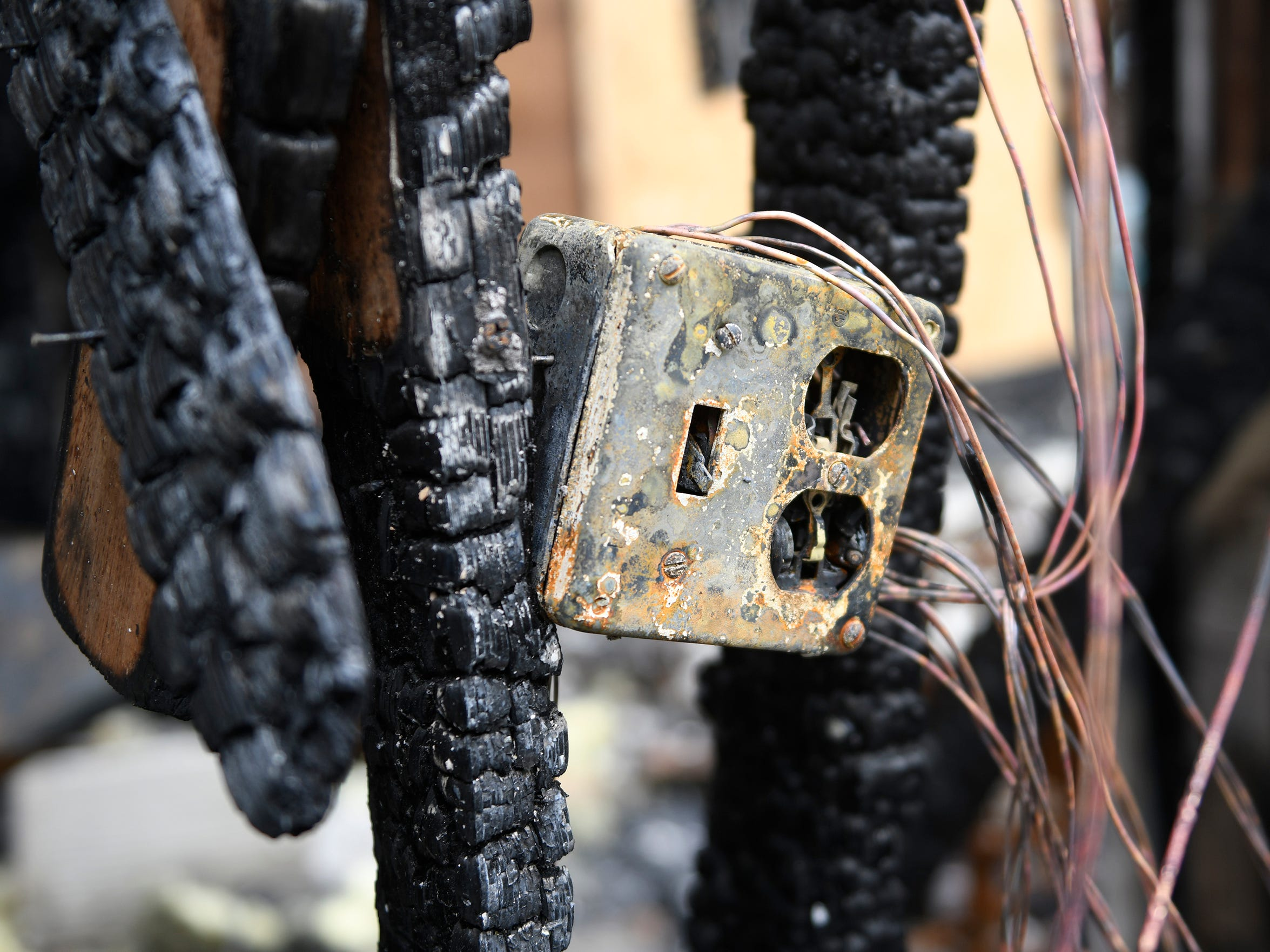 A Ring video doorbell system saved a Vineland family, living on the 1700 block of West Oak Road, from a raging house fire on Monday, May 6, 2019.