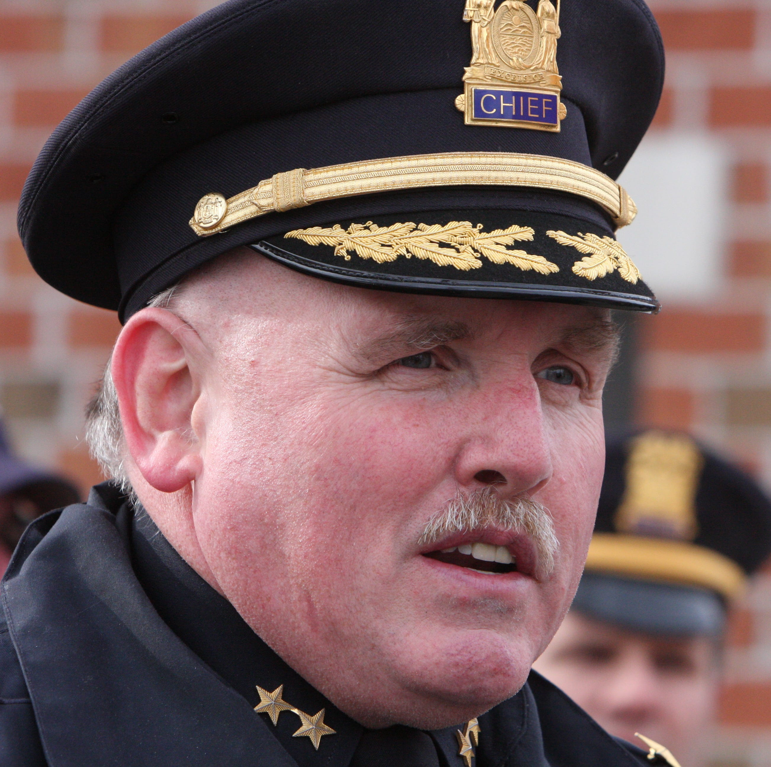 Orangetown Chief Kevin Nulty, born to be a cop, retires after 43 years; his top cases