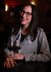 "Meet  -- and eat with -- lohud food reporter Jeanne at the next ""Dinner with Jeanne."" This photo was taken at Tredici Social in Bronxville April 9, 2019."