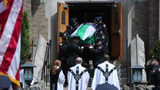 Funeral for NYPD Officer Patrick McGovern of Pearl River at St. Margaret Church in Pearl River May 6, 2019. McGovern died May 2 after a two-year battle with cancer tied to his service as a first responder in the Sept. 11, 2001 terrorist attacks.