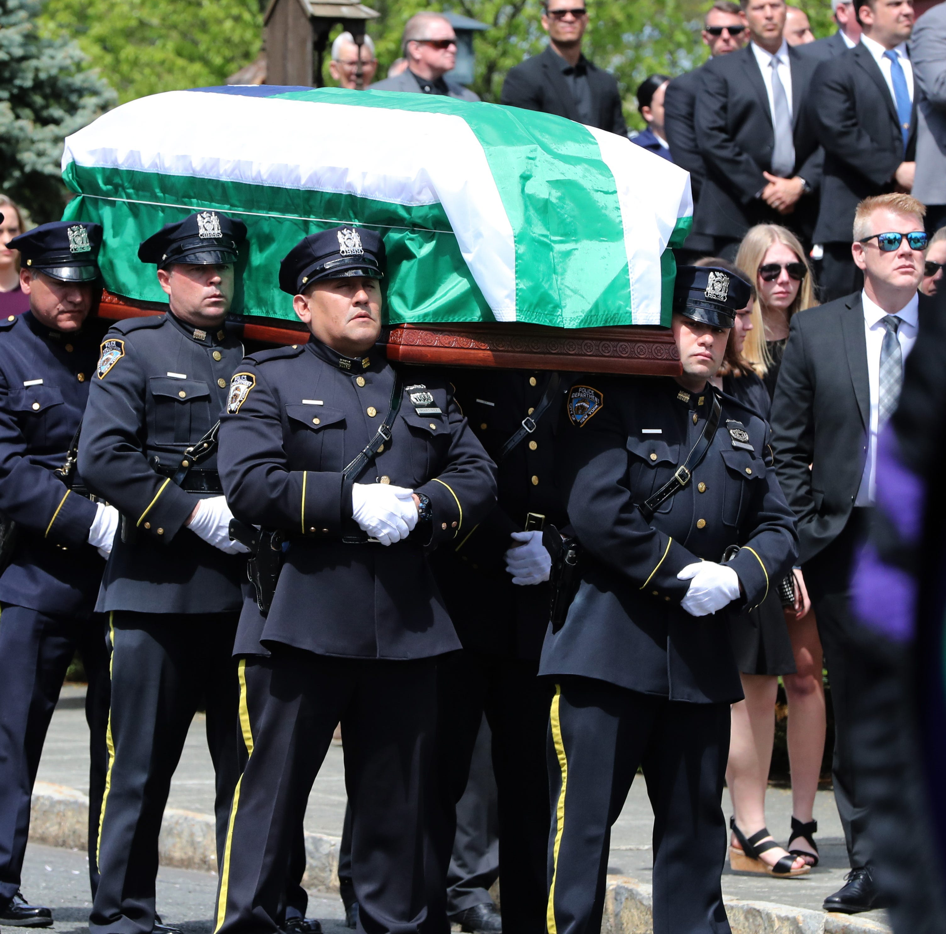Lost to 9/11 illness: NYPD Officer Patrick McGovern of Pearl River mourned