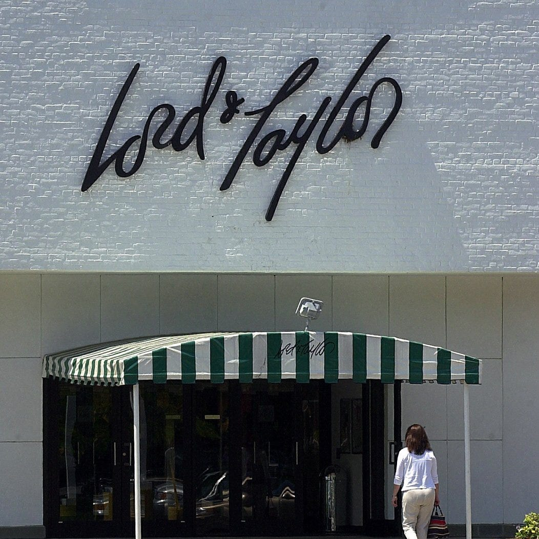 Lord & Taylor may be put up for sale as company explores options