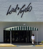 The Lord & Taylor in Scarsdale. Parent company Hudson Bay announced it was considering a sale or merger of the famed store.