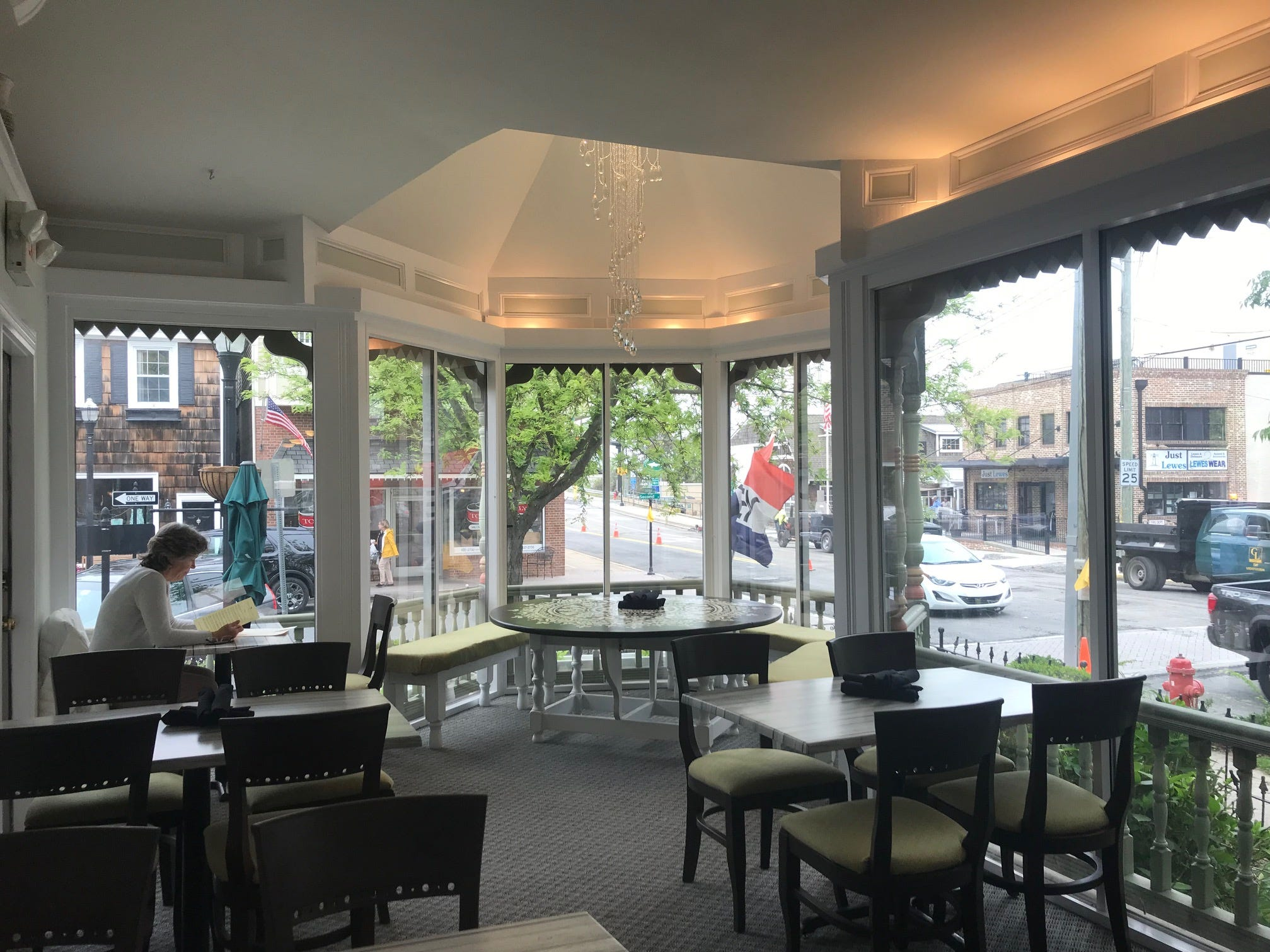 The Buttery in Lewes has been renamed 2nd Street Tavern. It has a new look and new menu.
