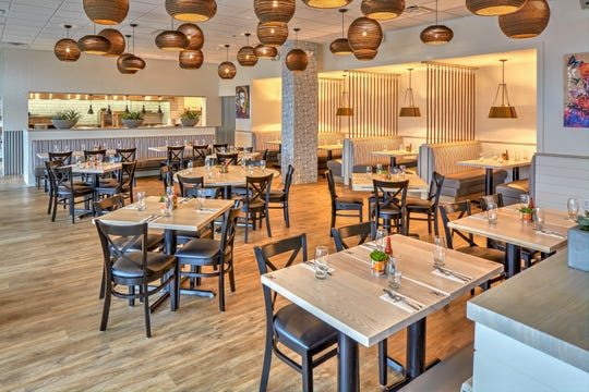El Camino Mexican Kitchen opened in March in The Concord on Silverside Road. It's a brand new concept from the Platinum Dining Group.