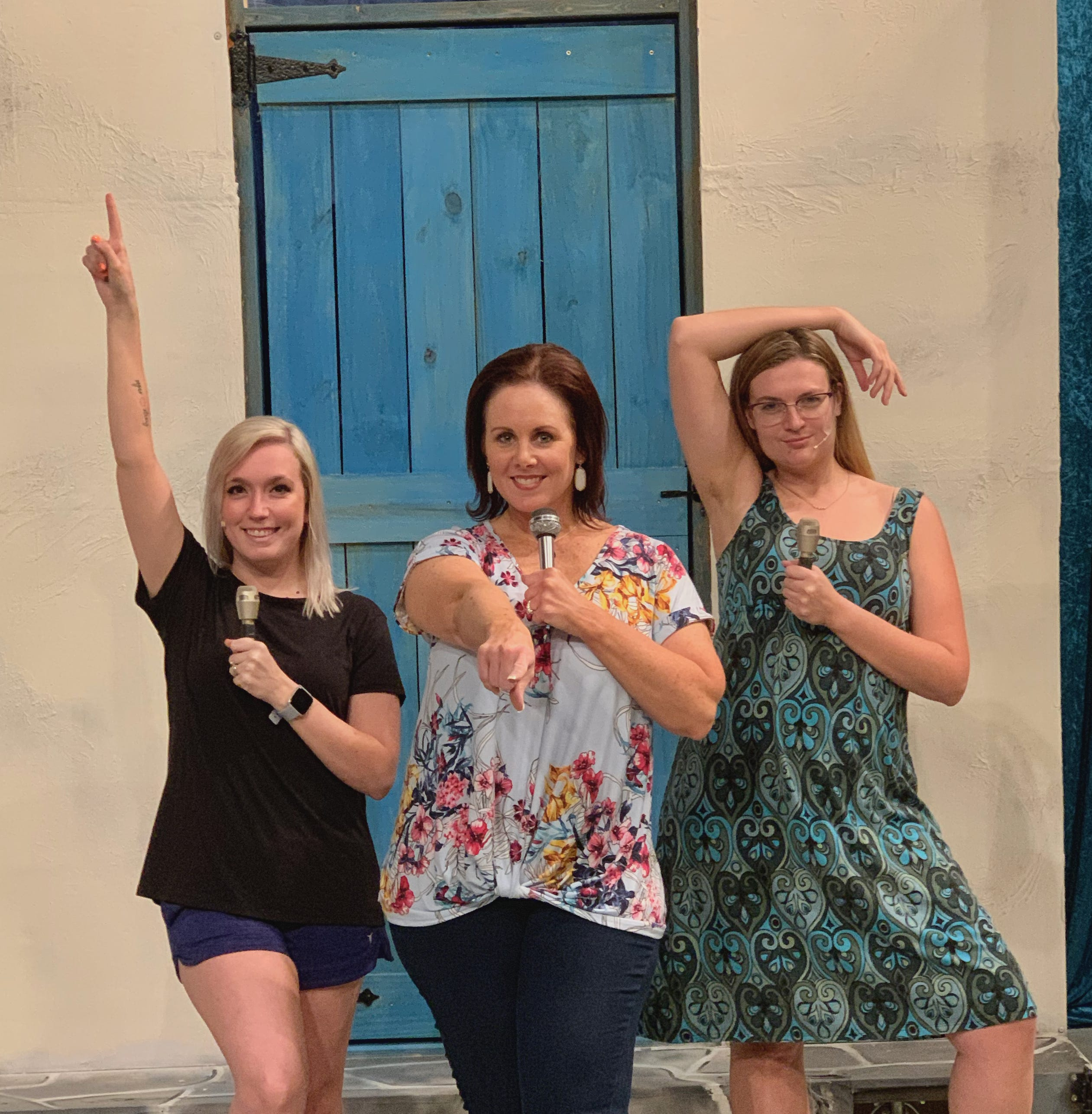 Backdoor's 'Mamma Mia' a fun, lively welcome to summer