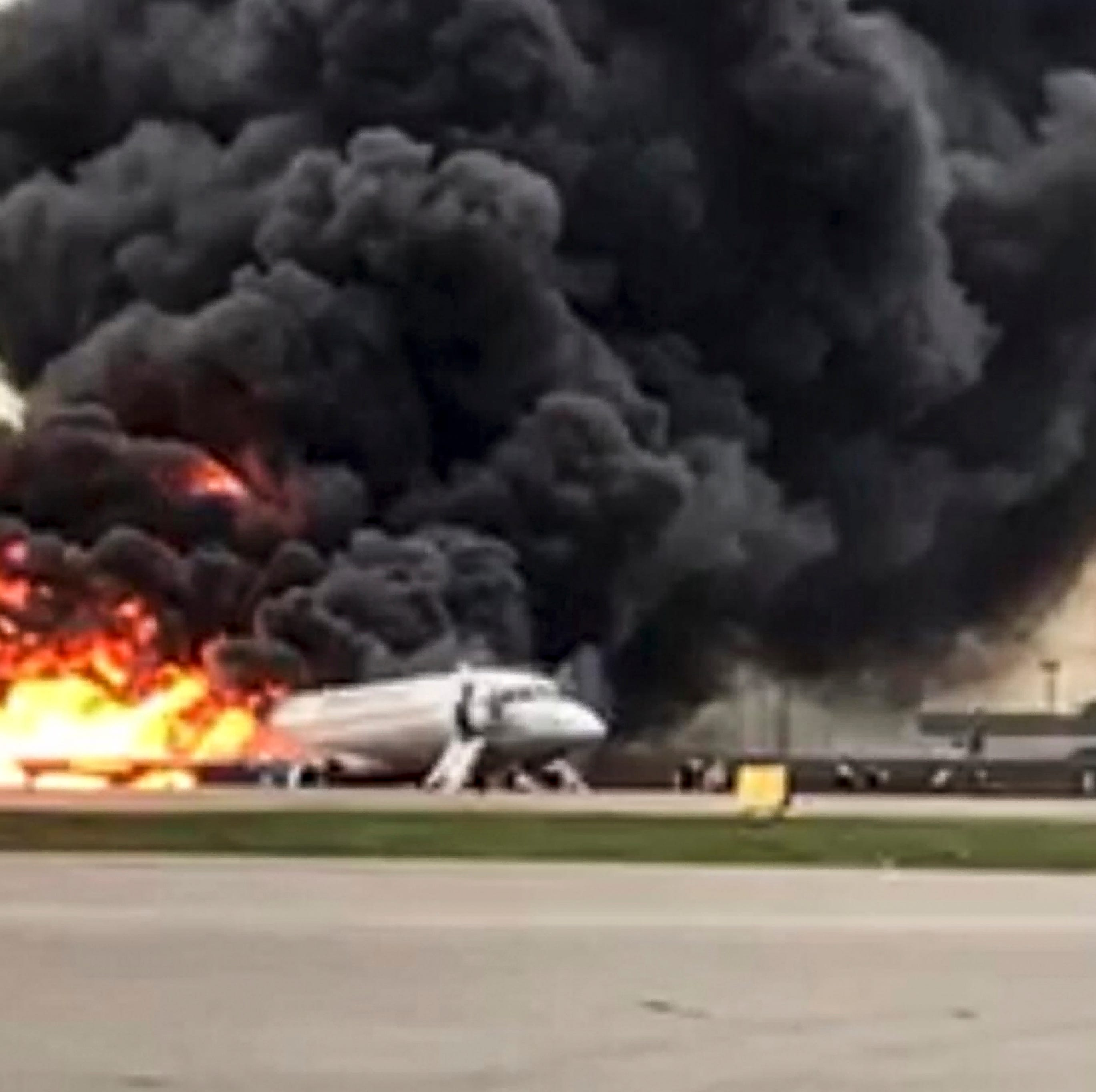 New Mexico man among those killed in Russian airliner fire