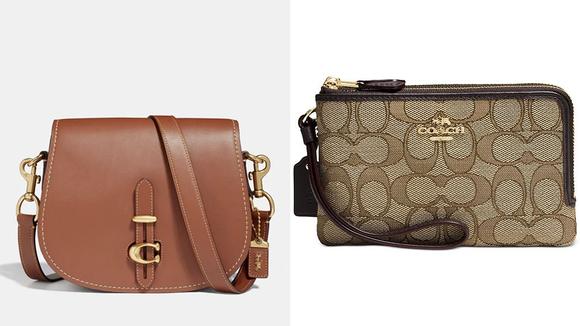 Get 30% off select COACH bags and accessories now.