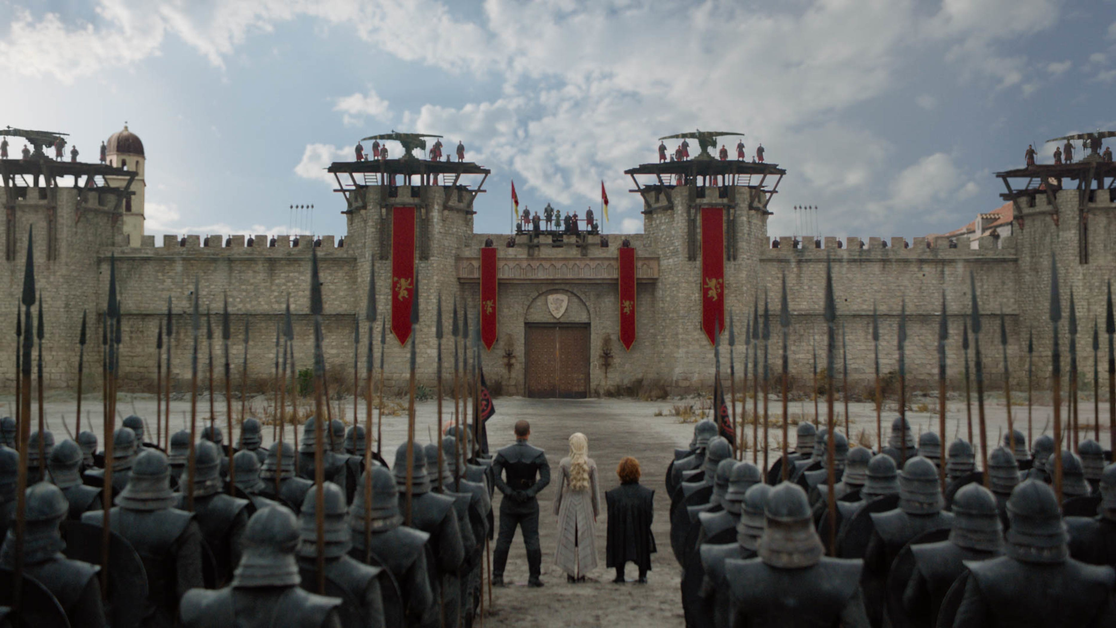 As 'Game of Thrones' battle nears, we have questions about how Dany, Jon, Cersei wage war