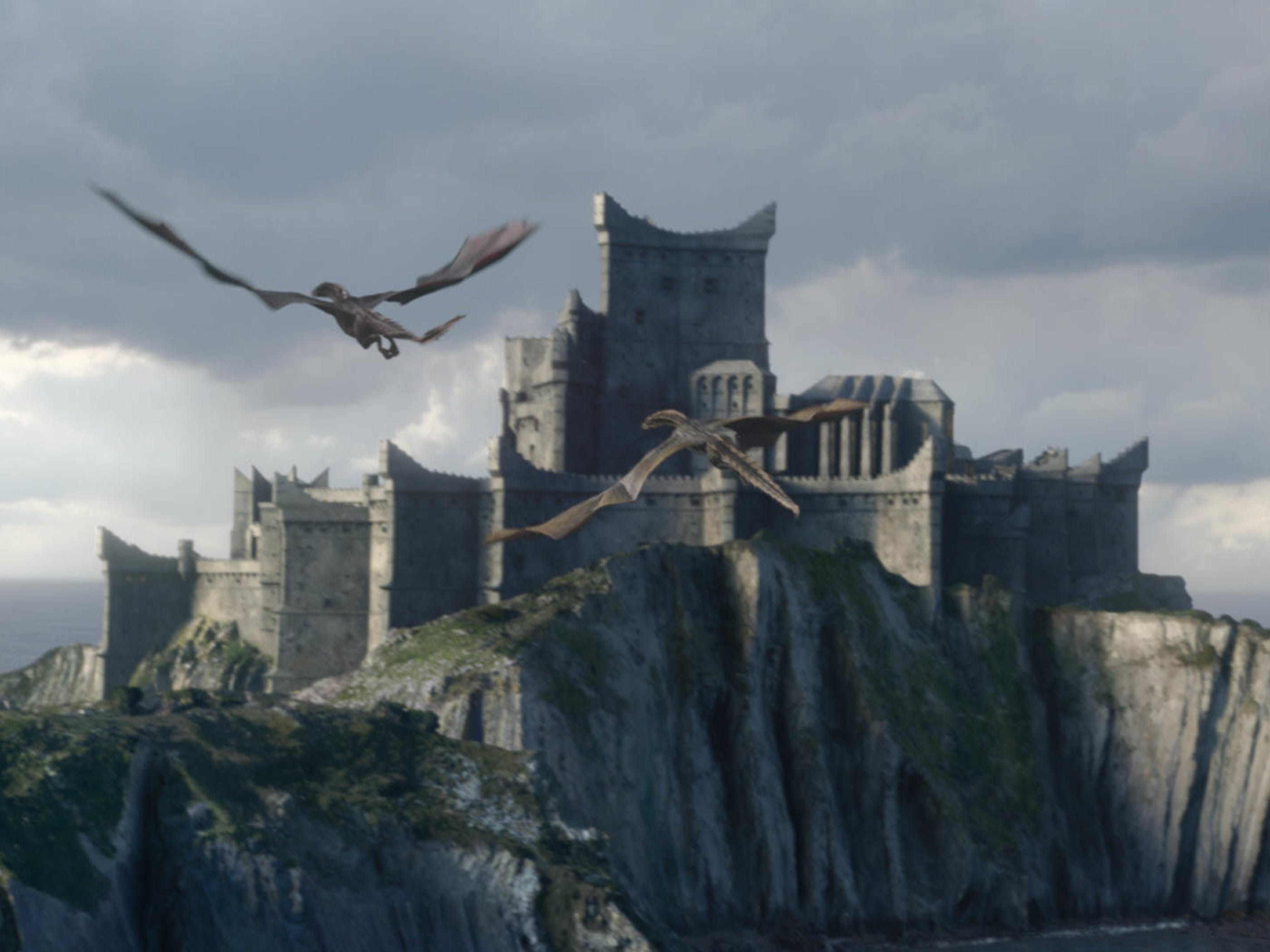 It's dragon time on 'Game of Thrones.'