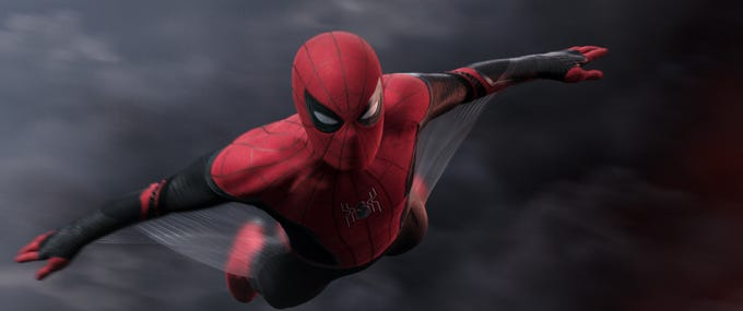 "Peter Parker (Tom Holland) is alive and well again but the world needs new superheroes to step up in ""Spider-Man: Far From Home."""
