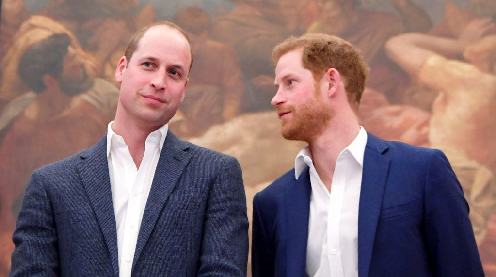 Prince Harry gave an adorable speech. Here's how other royal dads celebrated their babies