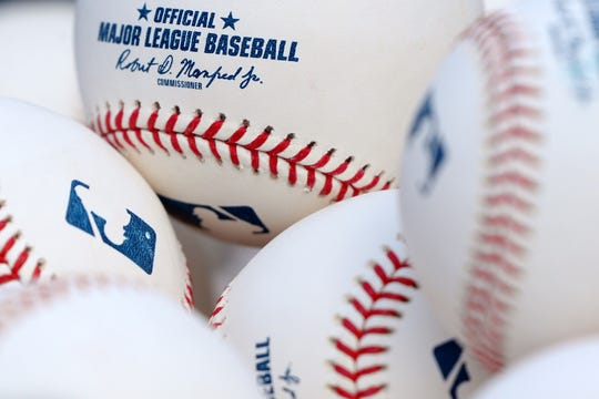 Class AAA leagues are using the same baseballs that are used in the majors this season.