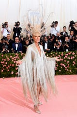NEW YORK, NEW YORK - MAY 06: Celine Dion attends The 2019 Met Gala Celebrating Camp: Notes on Fashion at Metropolitan Museum of Art on May 06, 2019 in New York City. (Photo by Jamie McCarthy/Getty Images) ORG XMIT: 775333959 ORIG FILE ID: 1147411501