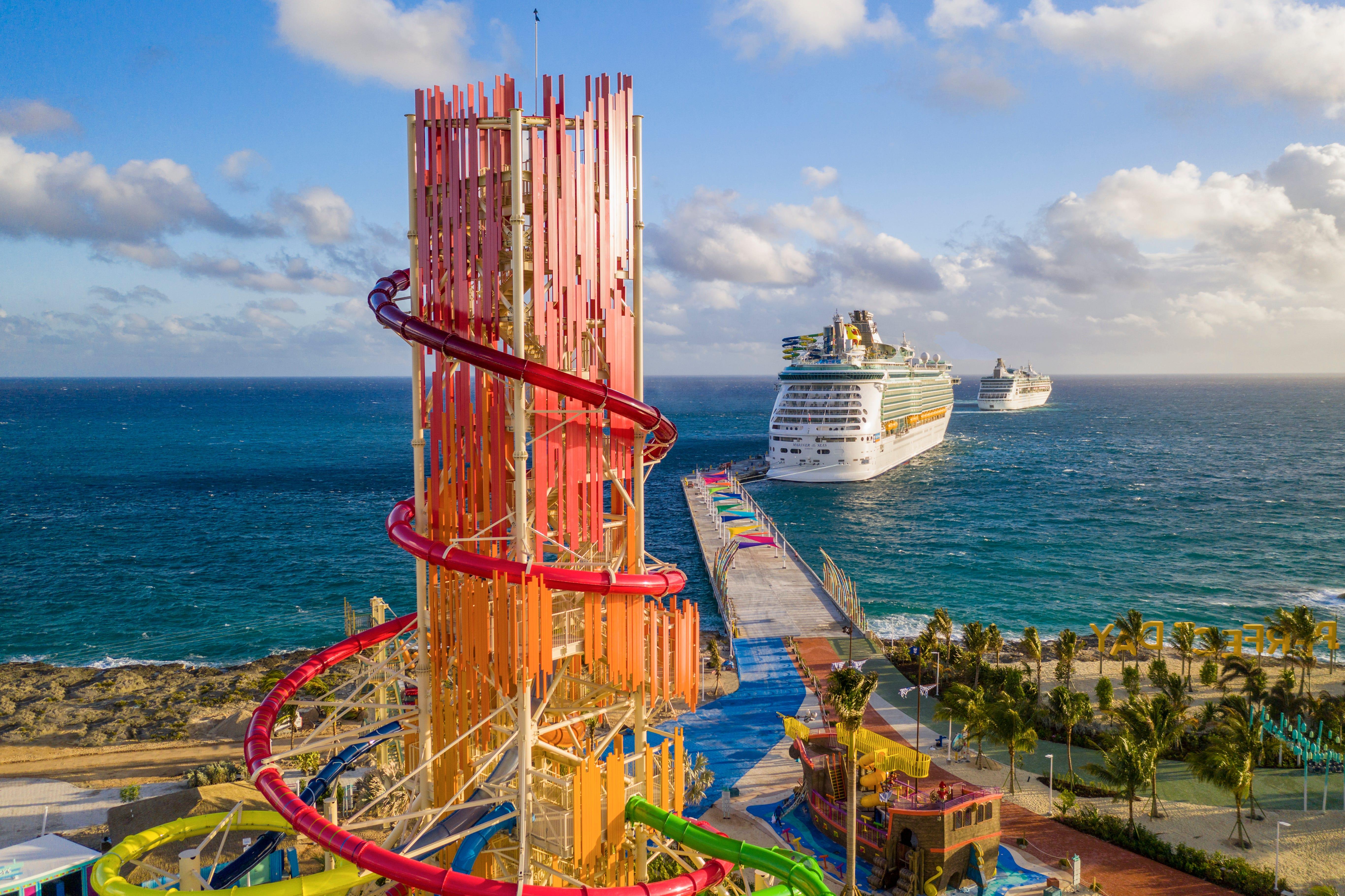Royal Caribbean targets Vanuatu for first carbon-neutral private cruise destination