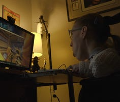 Adaptive controllers are game changers for disabled gamers