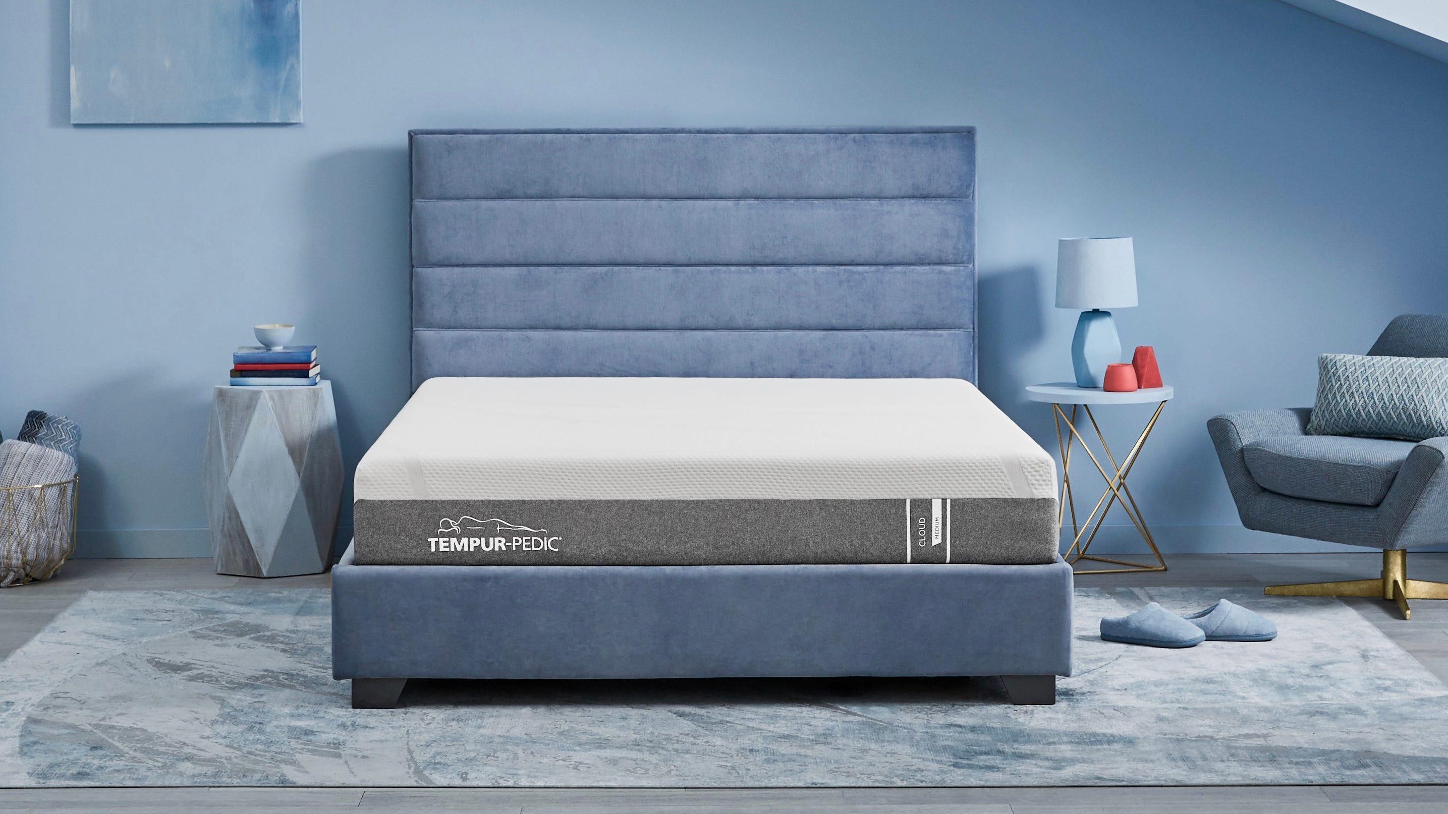 Tempur Pedic mattress: Tempur Cloud bed in a box is revealed