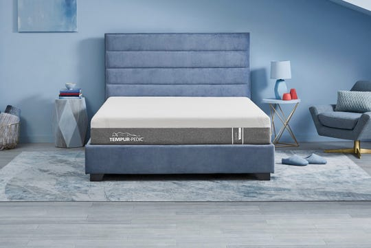 Tempur Sealy International is introducing a new bed-in-a-box mattress called the Tempur Cloud.