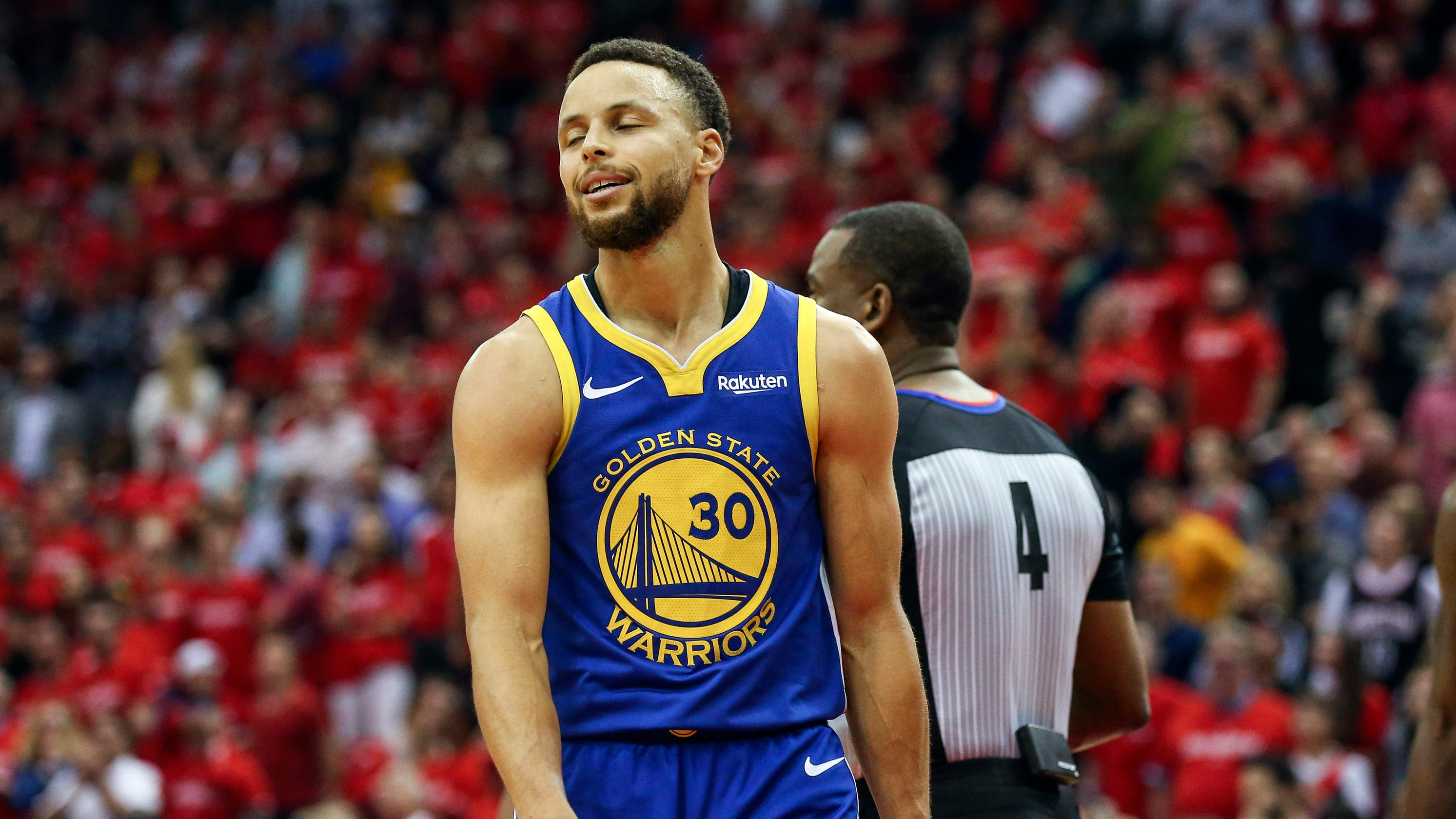 NBA Playoffs 2019: How Will Stephen Curry Respond To