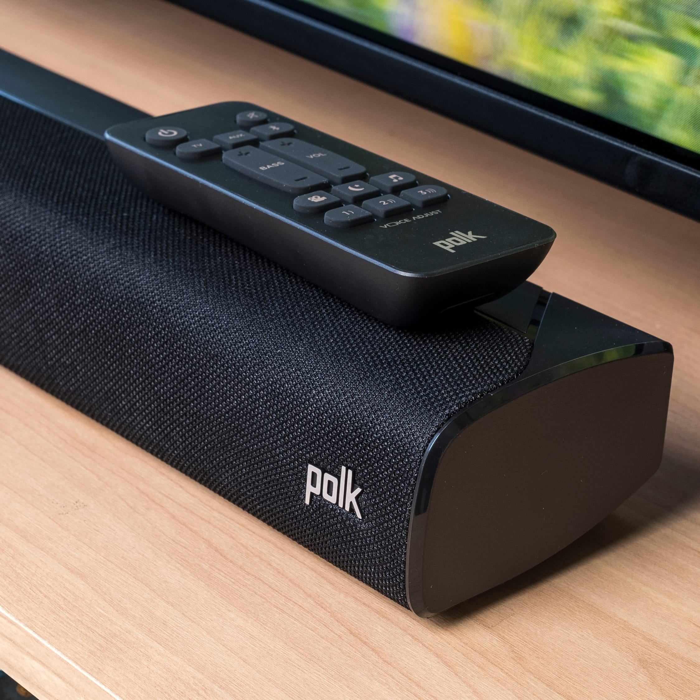 Finally, enjoy great sound on your TV without cranking up the volume.