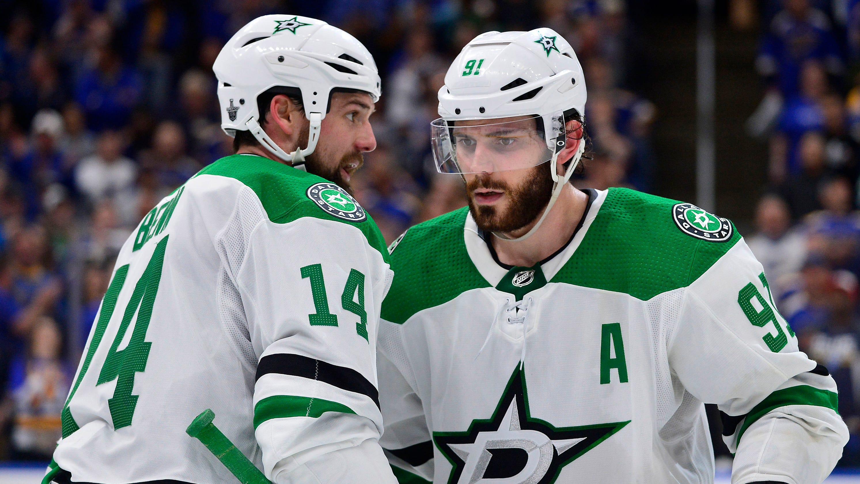 fcafa014877 Game 7 picks: Will St. Louis Blues or Dallas Stars win and reach conference  finals?