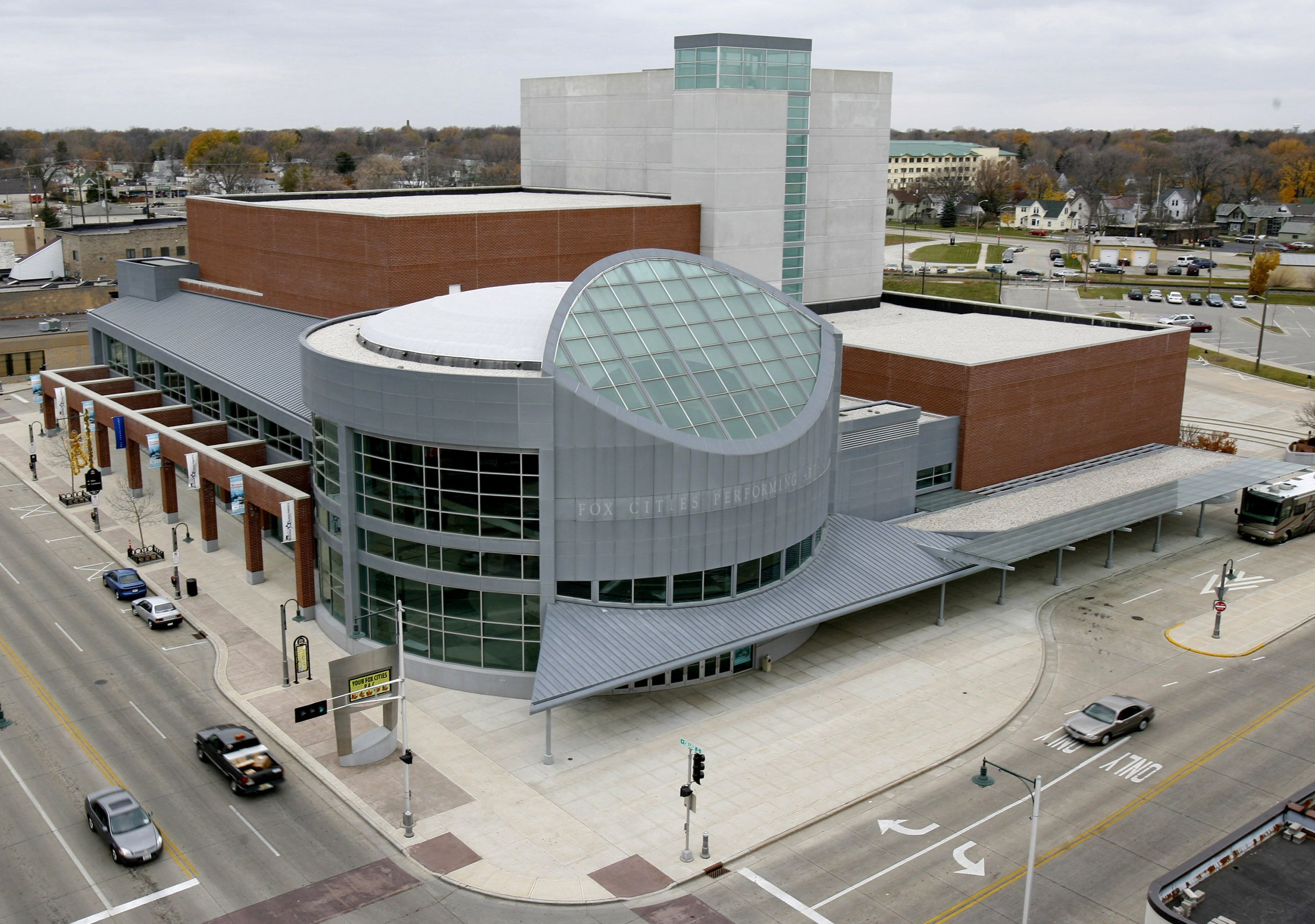 The Fox Cities Performing Arts Center in Appleton will host Wednesday's Wisconsin High School Sports Awards show. The event kicks off at 6 p.m. with red carpet interviews. The awards program is slated for 7 p.m.