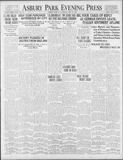 Asbury Park Press Mon May 12 1919