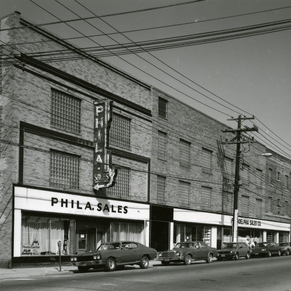 Spanning Time: Clinton Street — a center and microcosm of Binghamton's history
