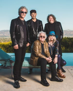 Jefferson Starship will perform at the Spiedie Fest on Aug. 2.