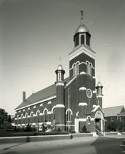 One of the area's gold-dome churches – St. Michael's on Clinton Street.