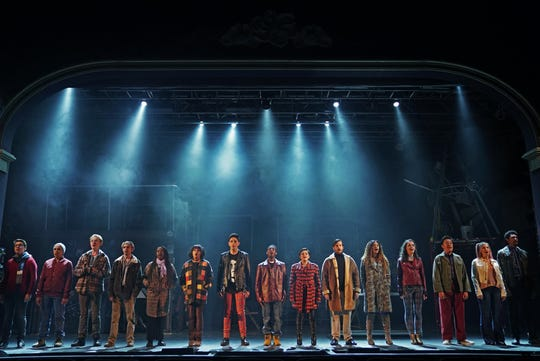 """Rent"" moves from Titusville Playhouse to The Henegar Center in Melbourne on June 7."