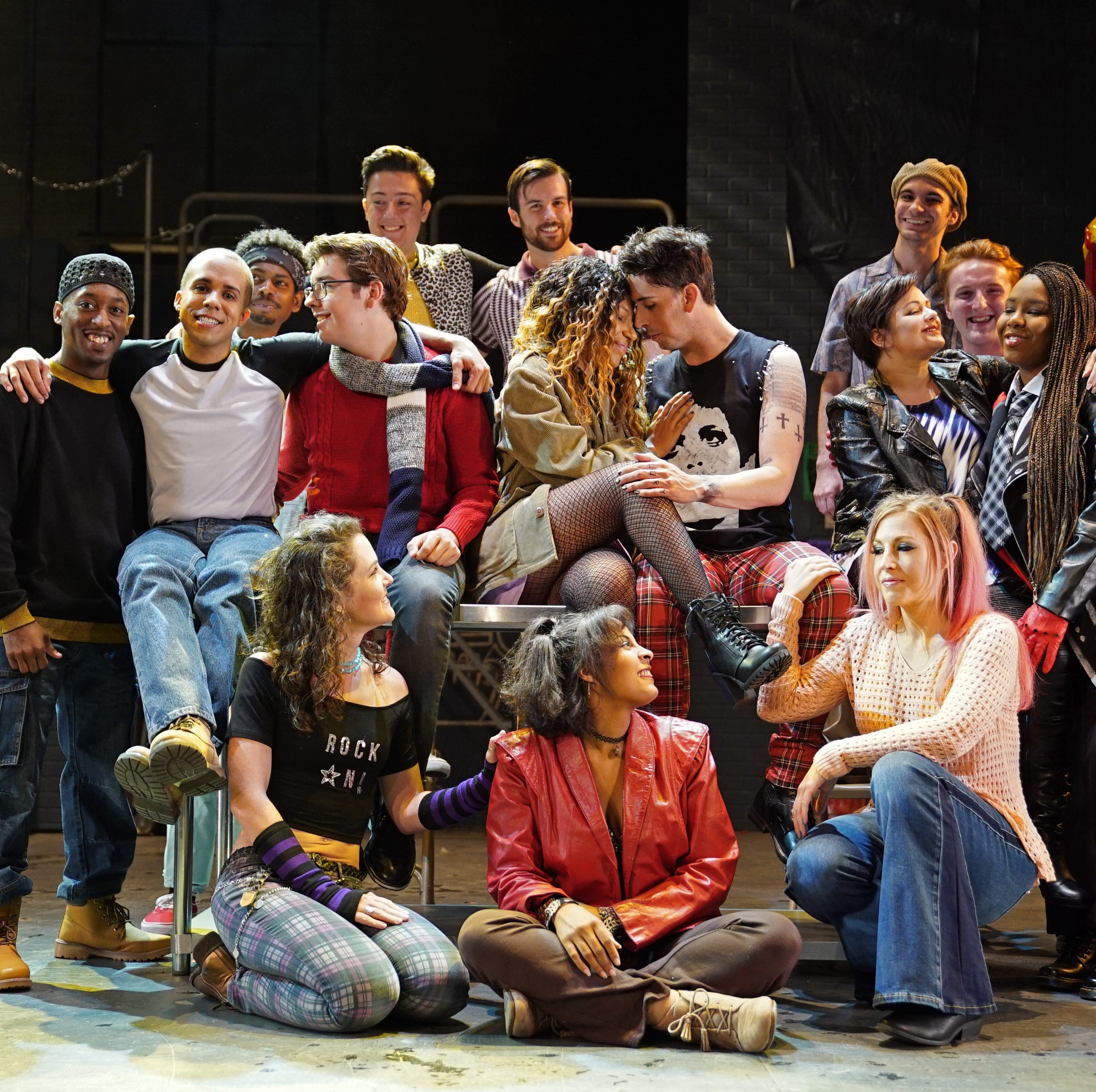 """Rent"" takes the stage at two playhouses"