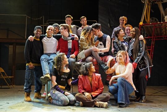 "The pop culture favorite musical ""Rent"" begins tonight at Titusville Playhouse."