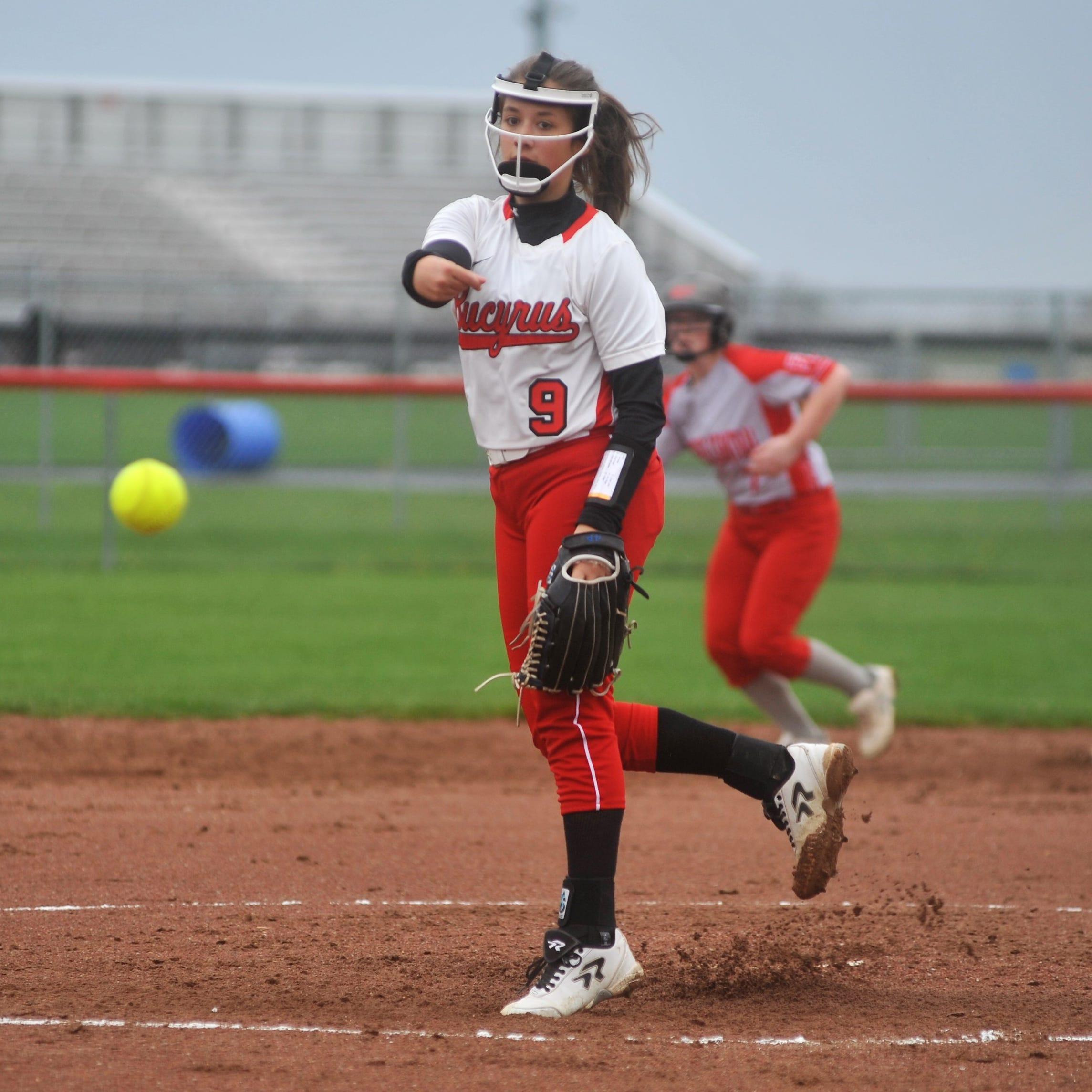 Bucyrus returns to top spot in softball power rankings