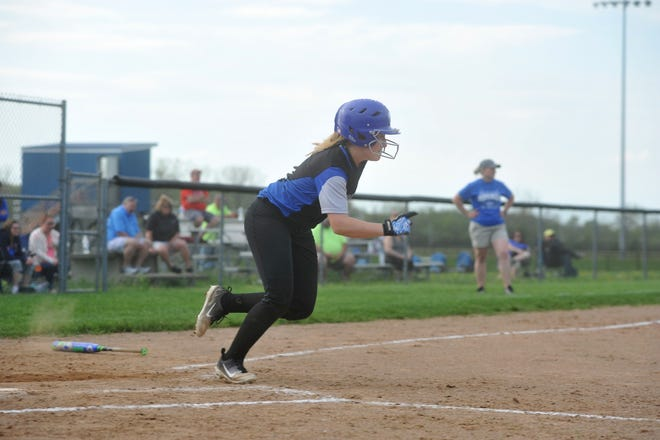 Senior Madie Wagner is set to be a four-year starter for the Lady Royals.