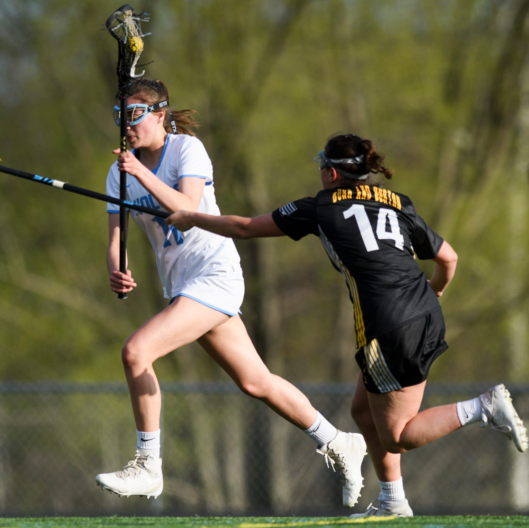 Monday's H.S. highlights: March, South Burlington sweep Rice in girls lacrosse
