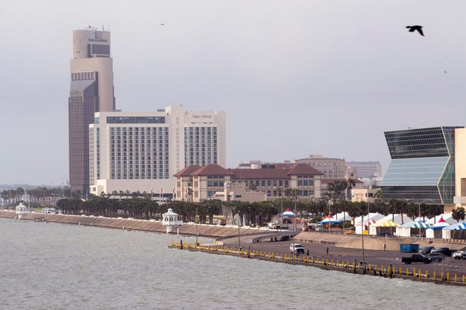 For more than half a century downtown Corpus Christi has been shielded by an intricate flood protection system. The system that includes the seawall has many pieces that provides 360 degree protection.