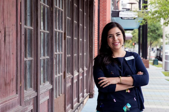 Alyssa Barrera Mason, executive director of the Downtown Management District, has been named the interim CEO of the Corpus Christi Convention and Visitors Bureau.