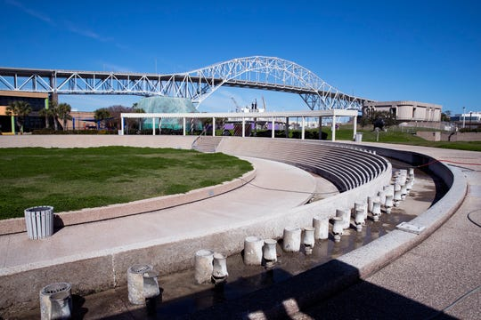 The Corpus Christi Watergarden has been inoperable since Hurricane Harvey made landfall in Aransas County in August 2017. The City Council is trying to decide if they want to use seawall funds to repair it.