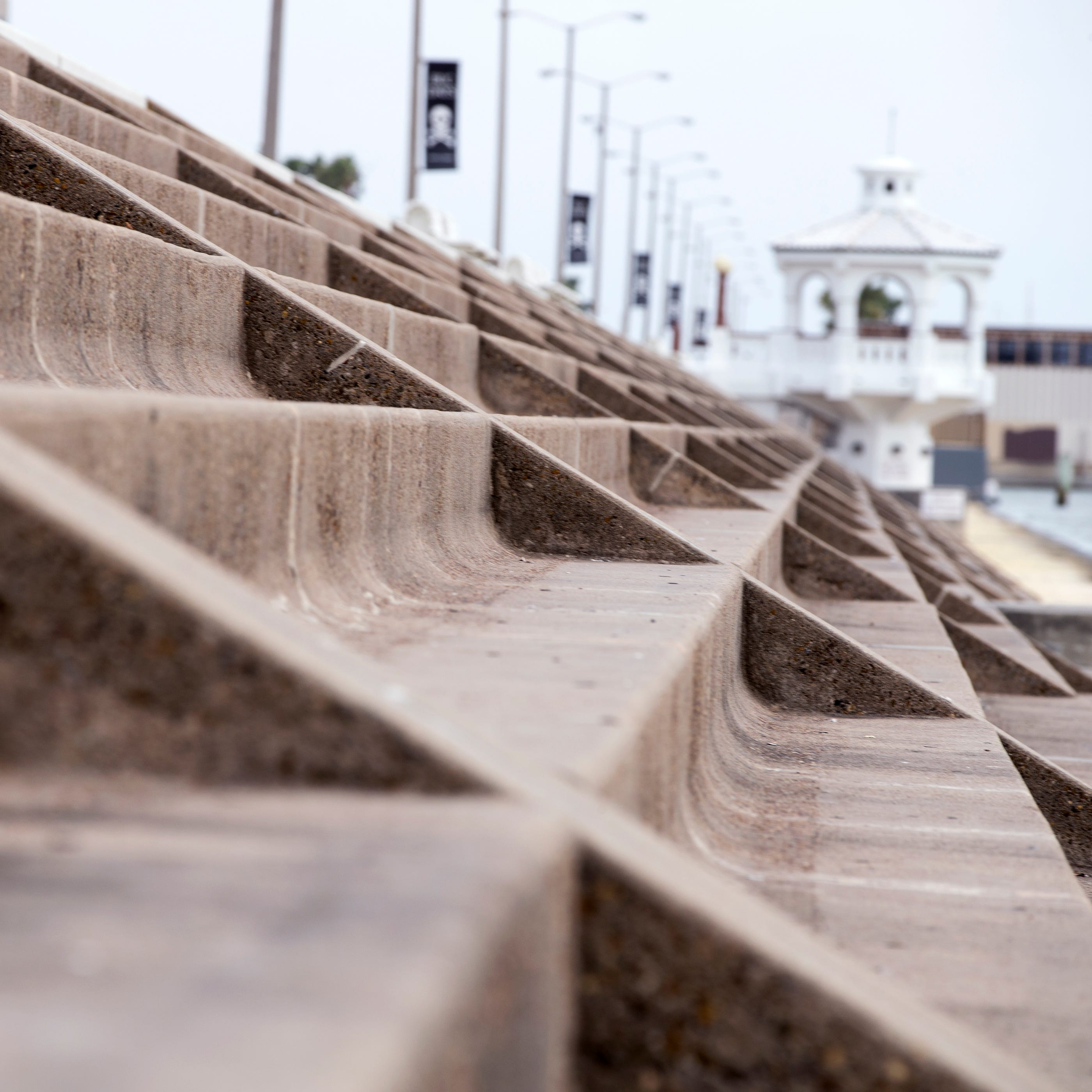 Use the Corpus Christi seawall fund for the seawall, period, and hope it's enough