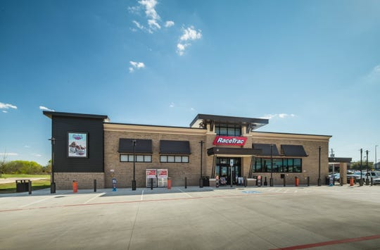 Race Trac is building a new location on Wilma Rudolph Boulevard.