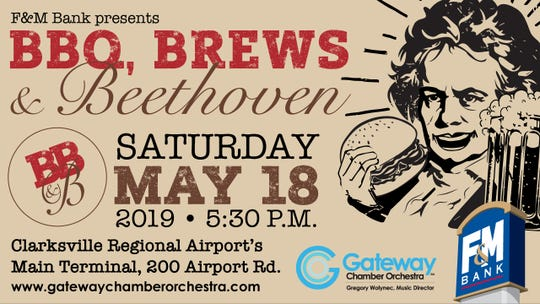 BBQ, Brews and Beethoven – three words not often associated with one another