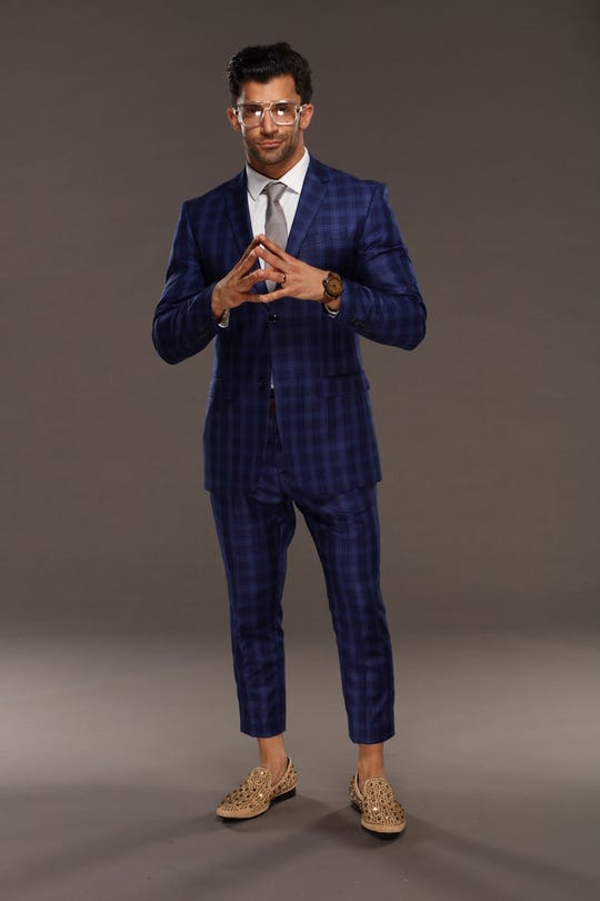 Central Jersey's own Robert Strauss The Brand will be among WWE NXT superstars appearing in an upcomingNortheast WWE Live tour, with a stop in Asbury Park Convention Hall at 5 p.m. on May 19.