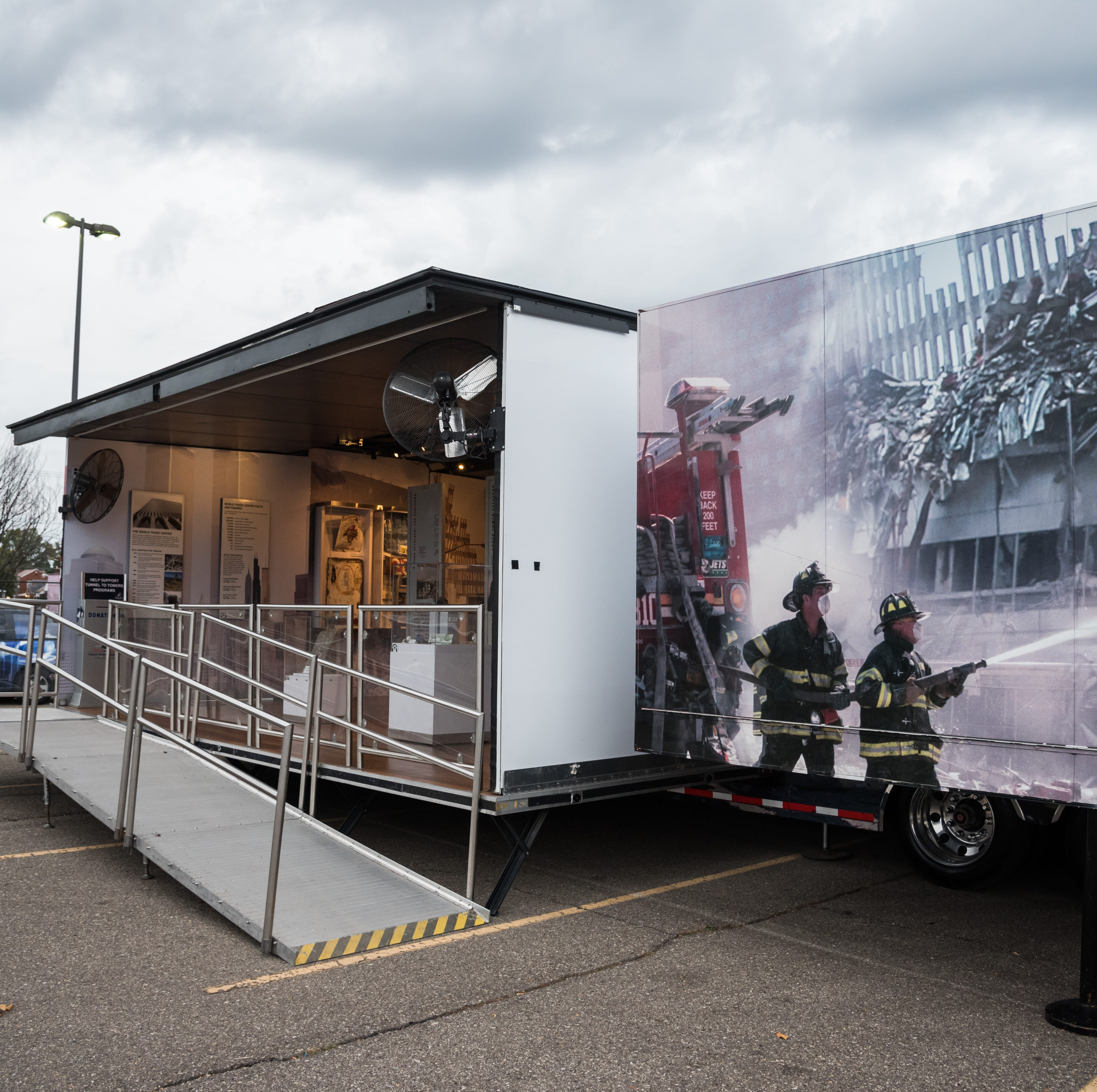 Mobile 9/11 exhibit coming to Millersburg