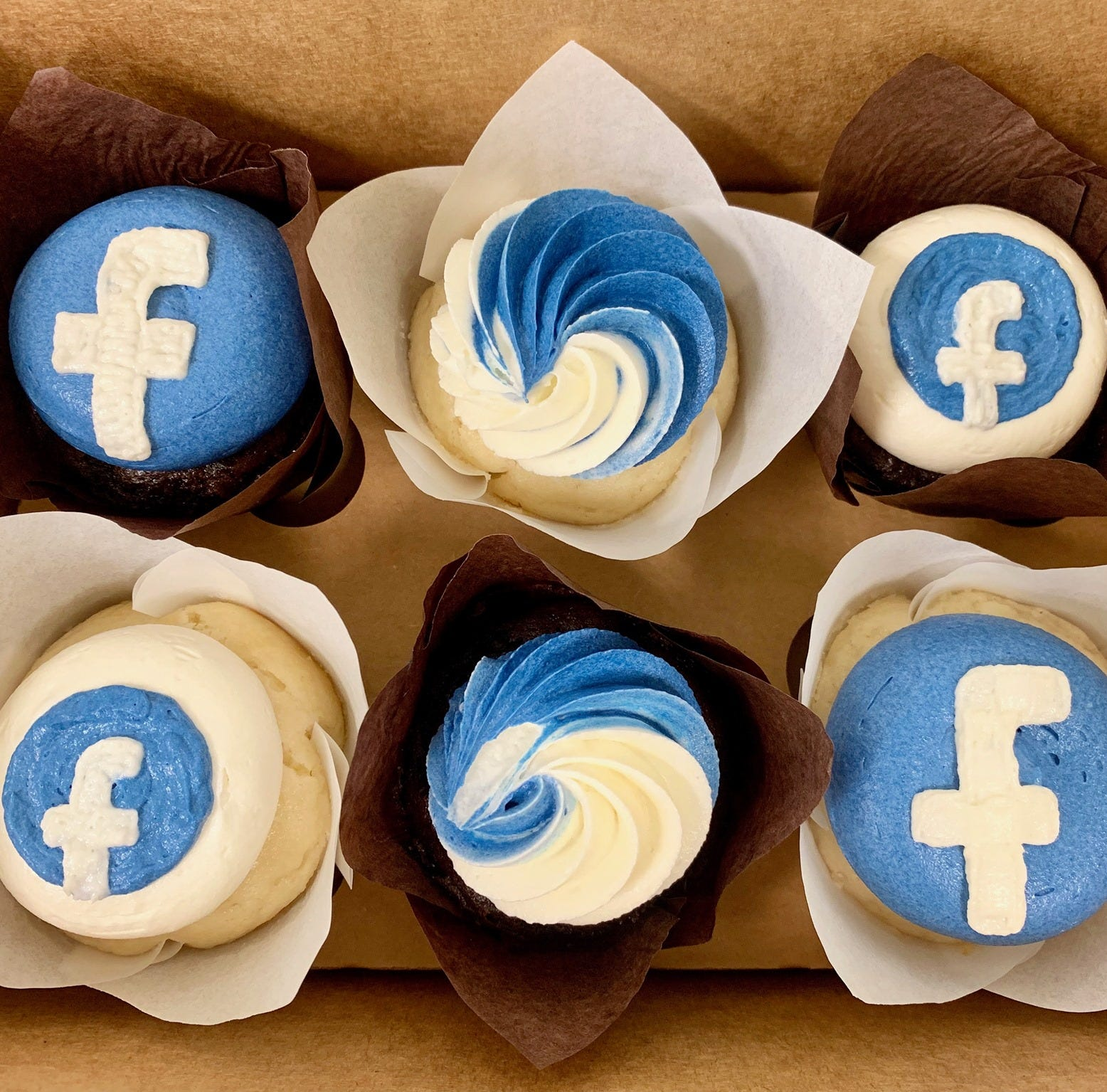 Facebook is giving away 500 free Scratch cupcakes on Friday. Here's how to get one