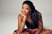 Renée Elise Goldsberry will visit Des Moines as part of the Des Moines Symphony's Water Works Pops summer concert series.
